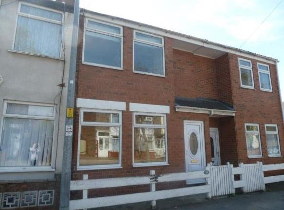 3 bed terraced house to rent in Perth Street West, Hull HU5