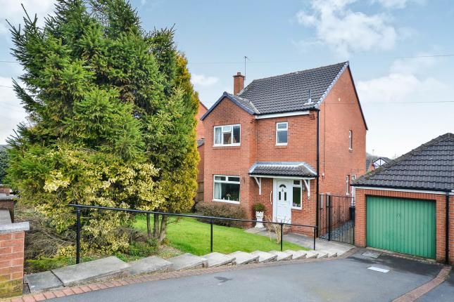 Thumbnail Detached house for sale in Oakdale Road, Broadmeadows, South Normanton, Derbyshire