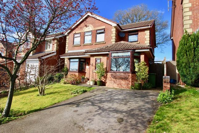 Thumbnail Detached house for sale in Derwent Avenue, Stone, Staffordshire