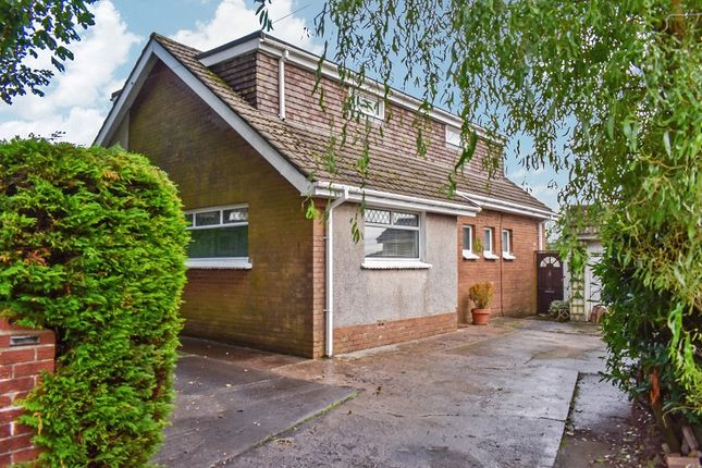 Thumbnail Detached house for sale in Pwll Evan Ddu, Coity, Bridgend .