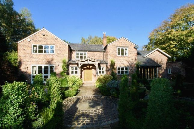 Thumbnail Country house to rent in Gore Lane, Alderley Edge