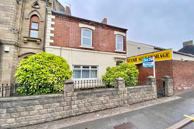 Thumbnail End terrace house for sale in Sheffield Road, Barnsley