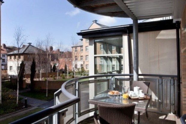 Thumbnail Flat to rent in John Walker House, York