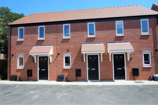 Thumbnail Terraced house for sale in 25 Crawley Way, Chellaston