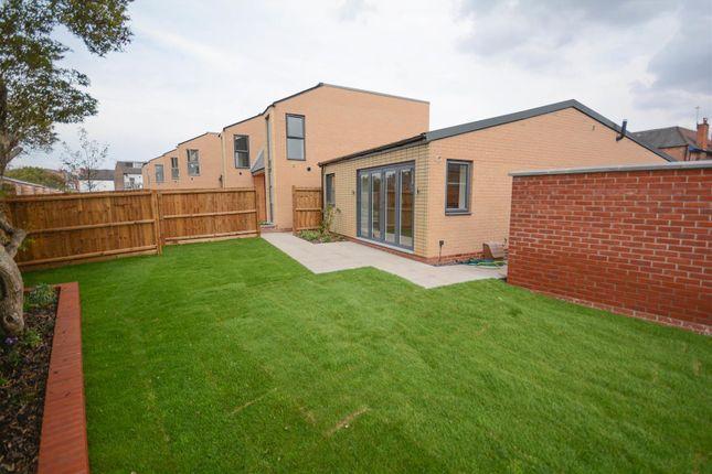 Thumbnail Detached bungalow for sale in West Place Court, West Bridgford, Nottingham
