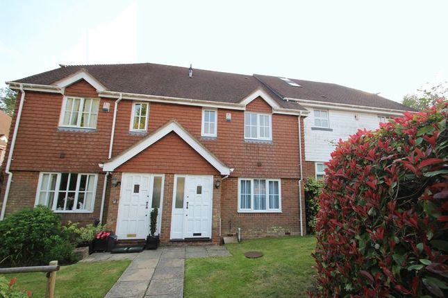 Thumbnail Terraced house for sale in Little Park, Durgates, Wadhurst