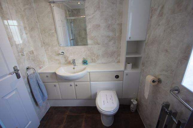 Shower Room of Atcheson Close, Studley B80