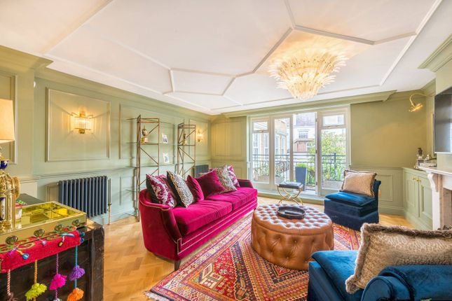 Thumbnail Terraced house for sale in South End Row, Kensington, London