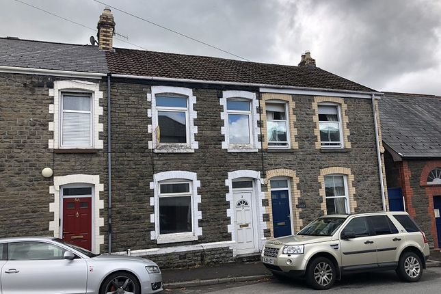 Thumbnail Terraced house to rent in Dan Y Graig Road, Neath, Neath Port Talbot.