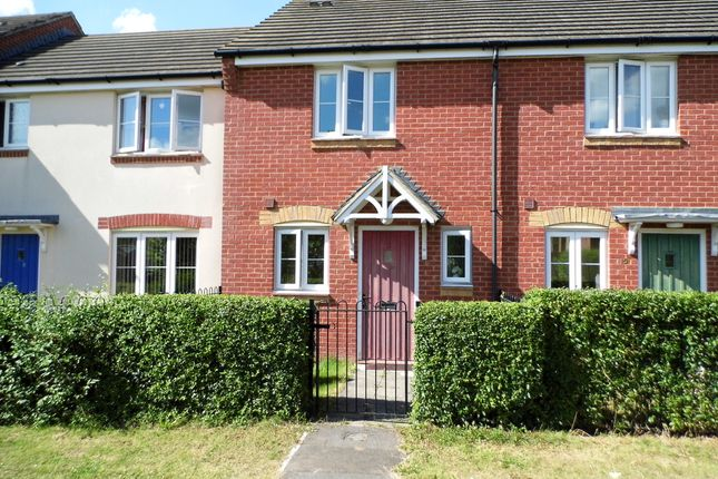 Thumbnail Terraced house to rent in Bexley Walk, Swindon