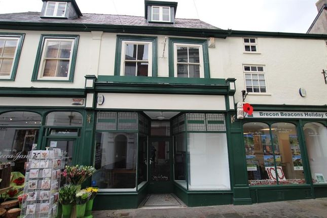 Thumbnail Restaurant/cafe to let in High Street, Brecon