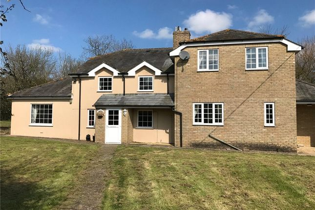 Thumbnail Detached house for sale in Angers Lane, Fiddleford, Sturminster Newton