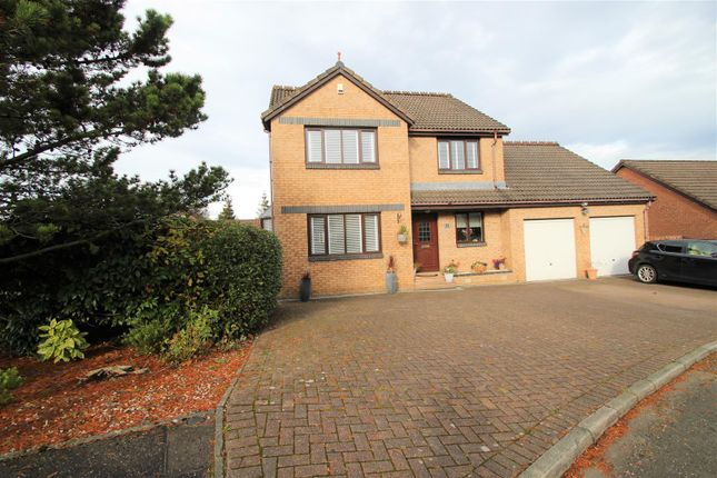 Thumbnail Detached house for sale in Bankton Gardens, Livingston