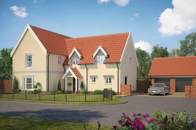 Thumbnail Detached house for sale in Ipswich Road, Grundisburgh, Suffolk