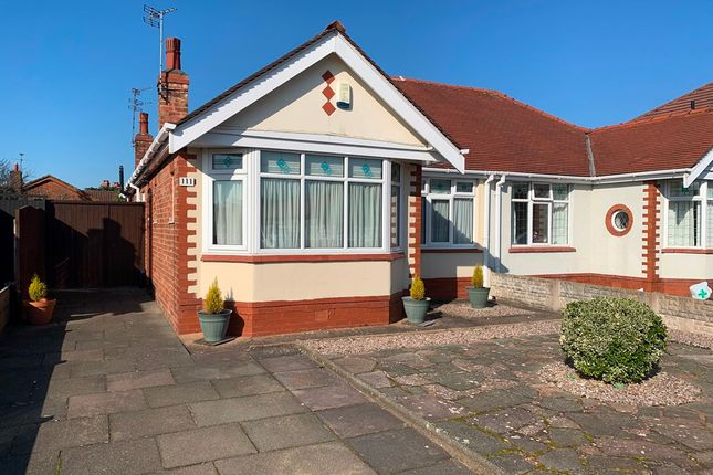 2 bed semi-detached bungalow for sale in Larkfield Lane, Southport PR9