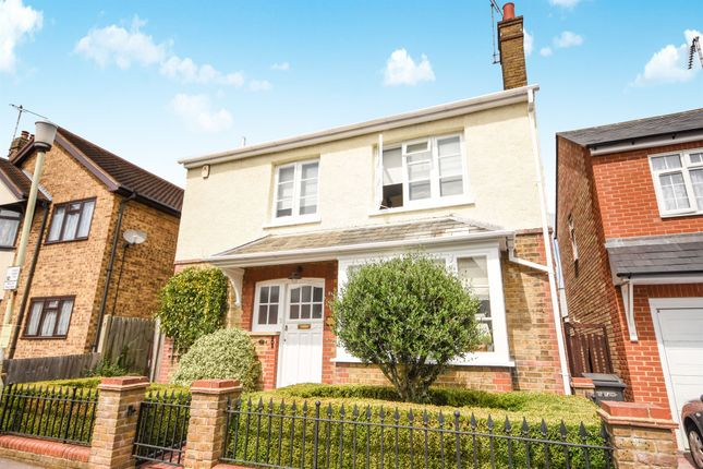 Thumbnail Detached house for sale in Rothesay Avenue, Chelmsford