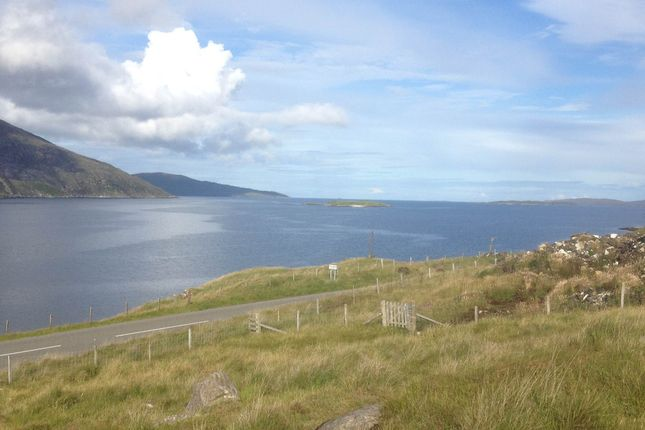 Thumbnail Land for sale in Ardhasaig, Isle Of Harris