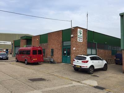 Thumbnail Warehouse to let in Unit 10, Blackbrook Business Park, Blackbrook Road, Fareham, Hampshire