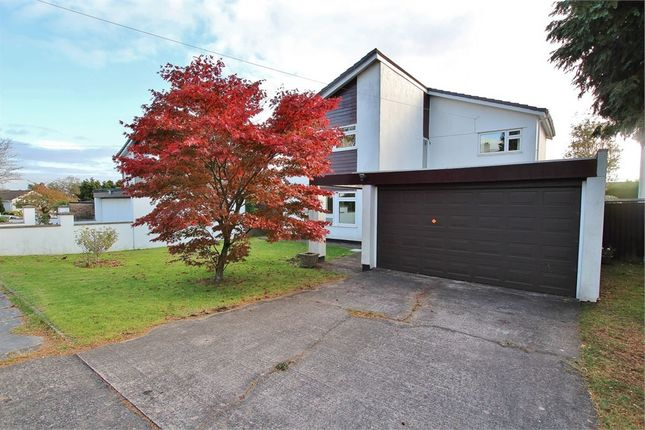 Thumbnail Detached house for sale in Holly Grove, Lisvane, Cardiff