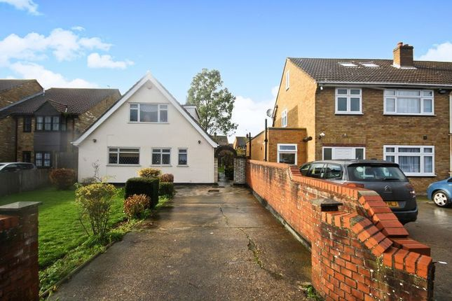 Thumbnail Bungalow for sale in High Street, Harlington, Hayes