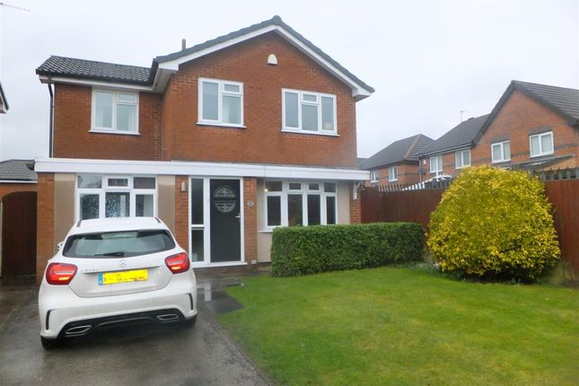 Thumbnail Detached house for sale in Martin Grove, Prescot