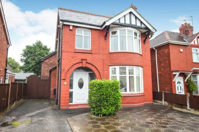 Thumbnail Detached house for sale in Crook Lane, Winsford, Cheshire