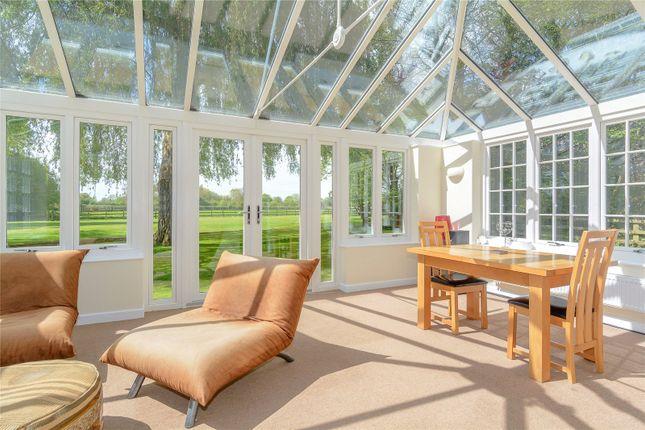 Garden Room of The Derry, Ashton Keynes, Wiltshire SN6