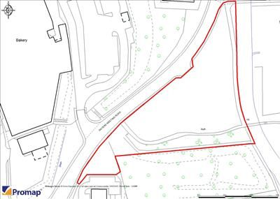 Thumbnail Land for sale in Land At Watersmeeting Road, Bolton