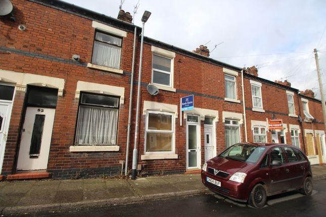 St. Aidans Street, Stoke-On-Trent ST6