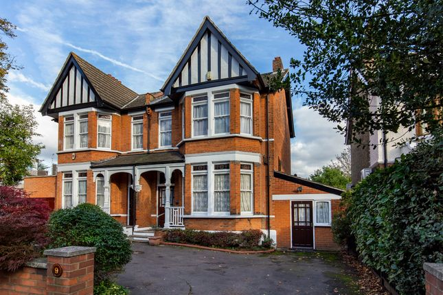 Thumbnail Semi-detached house for sale in Mallards, Blake Hall Road, London