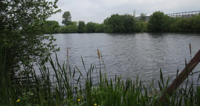 Thumbnail Land for sale in Fishing Lake, Pagefield, Wigan, Lancashire