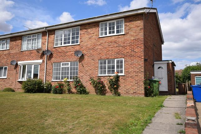 Thumbnail Flat to rent in Amy Johnson Avenue, Bridlington