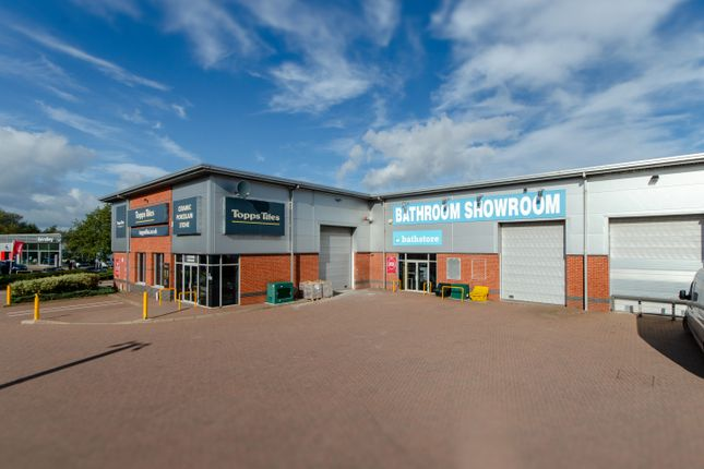 Thumbnail Industrial to let in Unit 2 Trade Park, Cannock