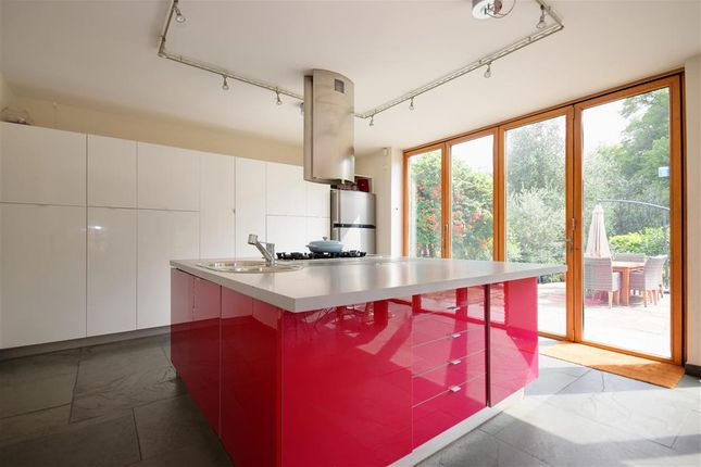 Thumbnail Detached house for sale in The Warren Drive, London