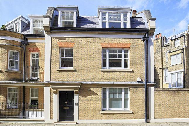 4 bed terraced house for sale in D'oyley Street, Belgravia, London