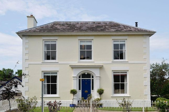 Thumbnail Town house for sale in South Road, Aberaeron