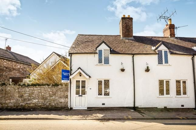 Thumbnail Semi-detached house for sale in Llanrhydd Street, Ruthin, Denbighshire, North Wales