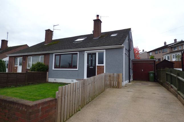 Thumbnail Semi-detached bungalow for sale in Margarets Way, Appleby-In-Westmorland, Cumbria