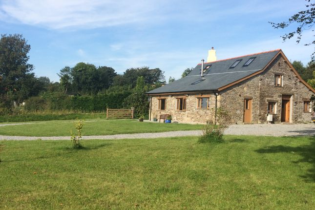 Thumbnail Barn conversion for sale in Lake Lane, Dousland Yelverton