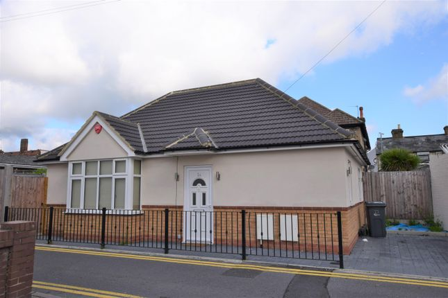 Thumbnail Detached bungalow for sale in Back Lane, Romford