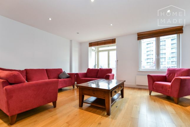 Thumbnail Terraced house to rent in Three Colt Street, Westferry