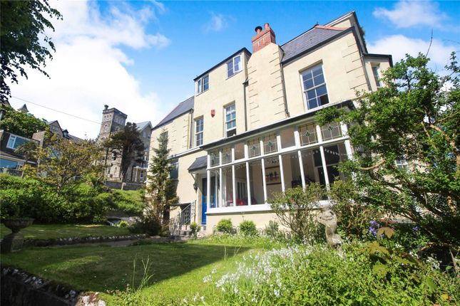 Thumbnail Semi-detached house for sale in Torrs Park, Ilfracombe