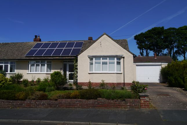 Thumbnail Semi-detached bungalow for sale in Fairfield Crescent, Oakwood, Hexham