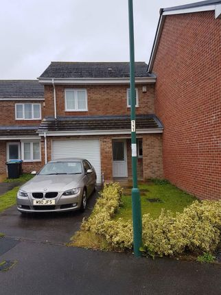 Thumbnail Detached house to rent in Hazel Court, Haswell, Durham