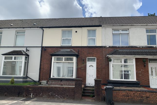 Thumbnail Terraced house for sale in Eastfield Place, Merthyr Tydfil