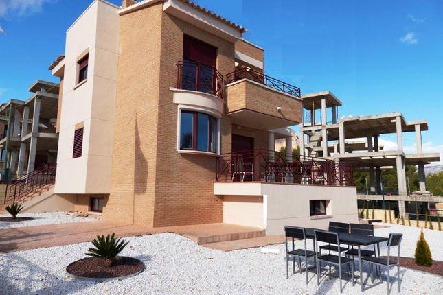 4 bed villa for sale in Calle Del Coll De Rates 03530, La Nucia, Alicante