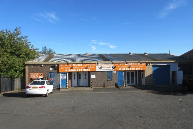 Thumbnail Industrial to let in Glasgow Road Trading Estate, Blantyre