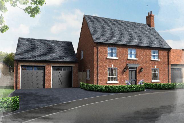 Thumbnail Detached house for sale in Plot 26, Hill Place, Brington, Huntingdon
