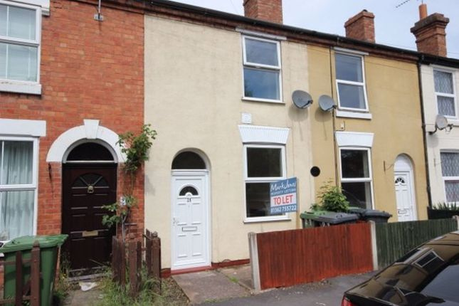 Thumbnail Property to rent in Bennett Street, Kidderminster, Worcestershire