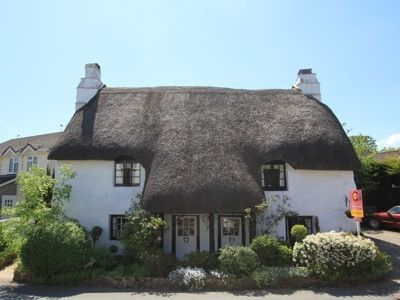 Thumbnail Cottage to rent in Slade Lane, Abbotskerswell
